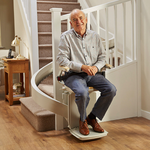 Curved Stairlifts Great Britain