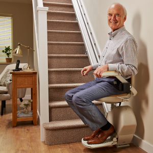 Straight Stairlifts Great Britain